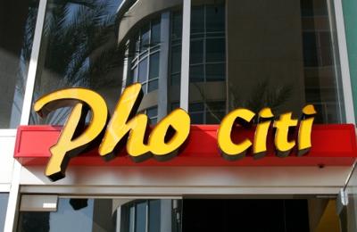 Pho Citi - Burbank, CA