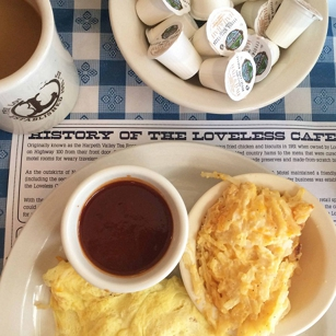 Loveless Cafe in Nashville, TN