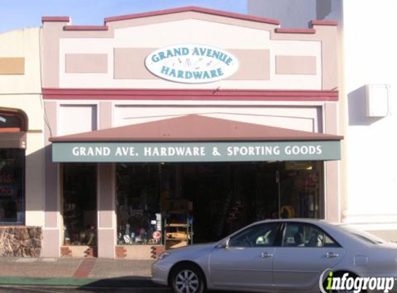 Grand Ave Hardware - South San Francisco, CA