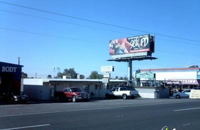Platinum Body Works - Mesa, AZ