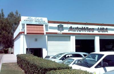 Mike Schultz Import Service - Yorba Linda, CA