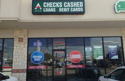 ACE Cash Express - Lewisville, TX