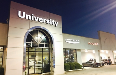 Attractive University Chrysler Dodge Jeep Ram   Florence, AL. We Do Deals That Other  Guys
