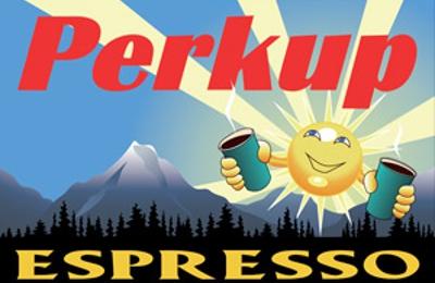 Perkup Espresso - Anchorage, AK