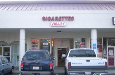 Cigarettes Valley - Campbell, CA