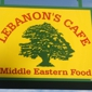 Lebanon's Cafe - New Orleans, LA