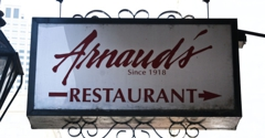 Arnaud's Restaurant - New Orleans, LA