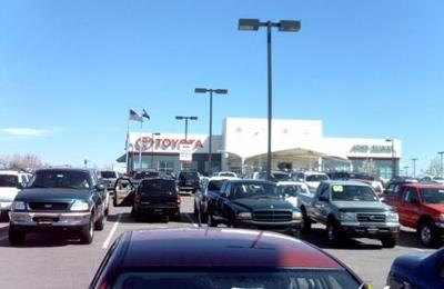 Autonation Toyota Arapahoe Centennial Co