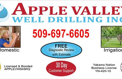 Apple Valley Well Drilling Inc - Selah, WA