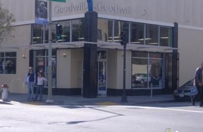 Goodwill Stores - San Francisco, CA