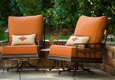 DC Interiors - Glenside, PA. Outdoor lounge chairs