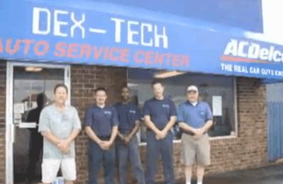 Dex-Tech Auto Service Center - Saginaw, MI
