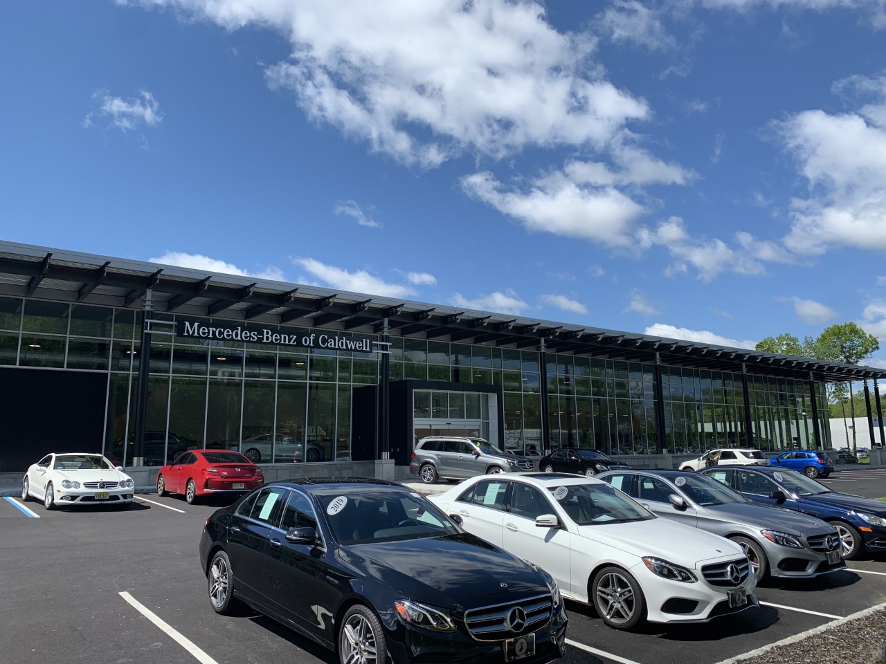 Mercedes-Benz of Caldwell 1230 Bloomfield Ave, Fairfield ...