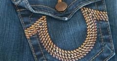 True Religion Jeans - Roseville, CA. Boot cut...