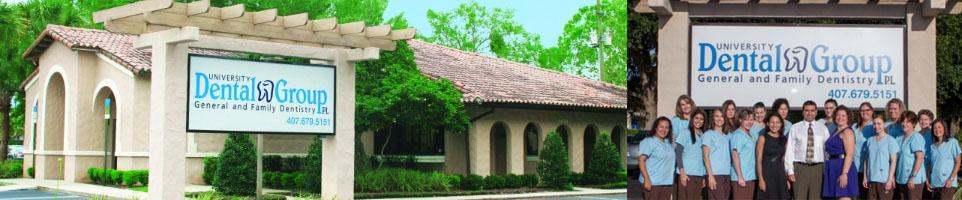 University Dental Group orlando, FL family and general dentistry