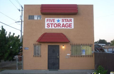 Beau 5 Star Storage   Vallejo, CA