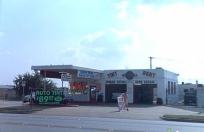 Global Tint & Dent - Fort Worth, TX