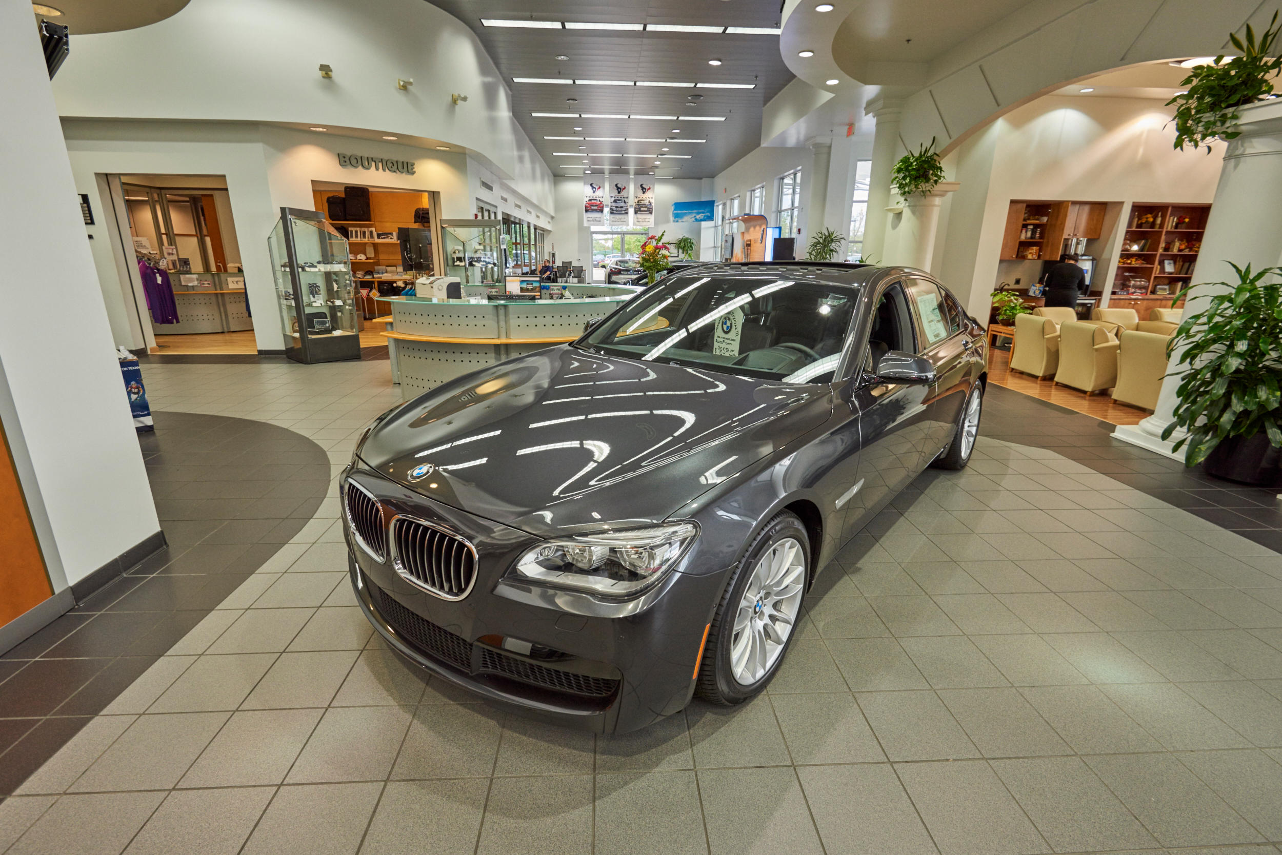 BMW of The Woodlands Interstate 45 S Conroe TX YP