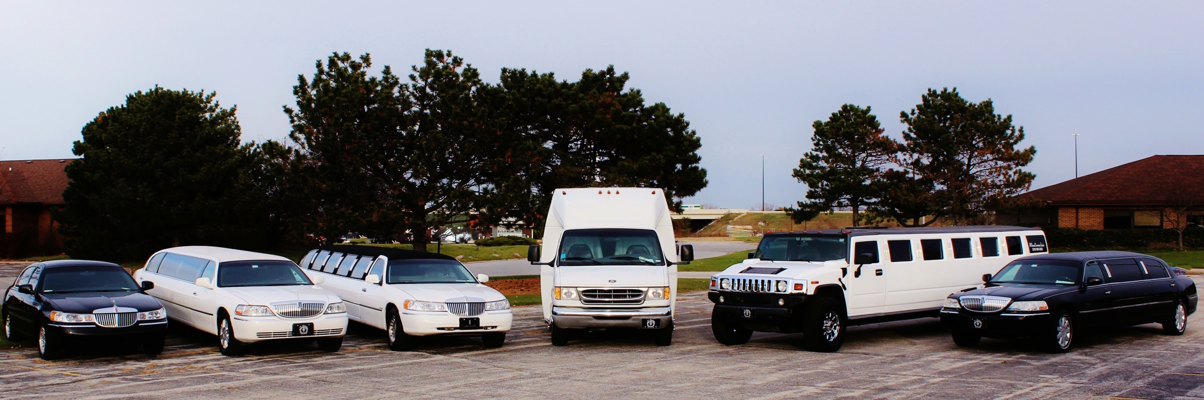 A All Around Limousine Service 6120 Johnson St Merrillville IN