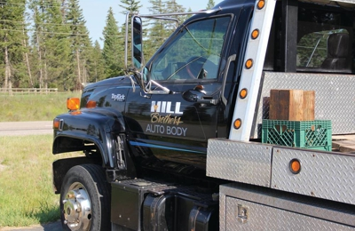 Hill Brothers Auto Body & Towing - Whitefish, MT