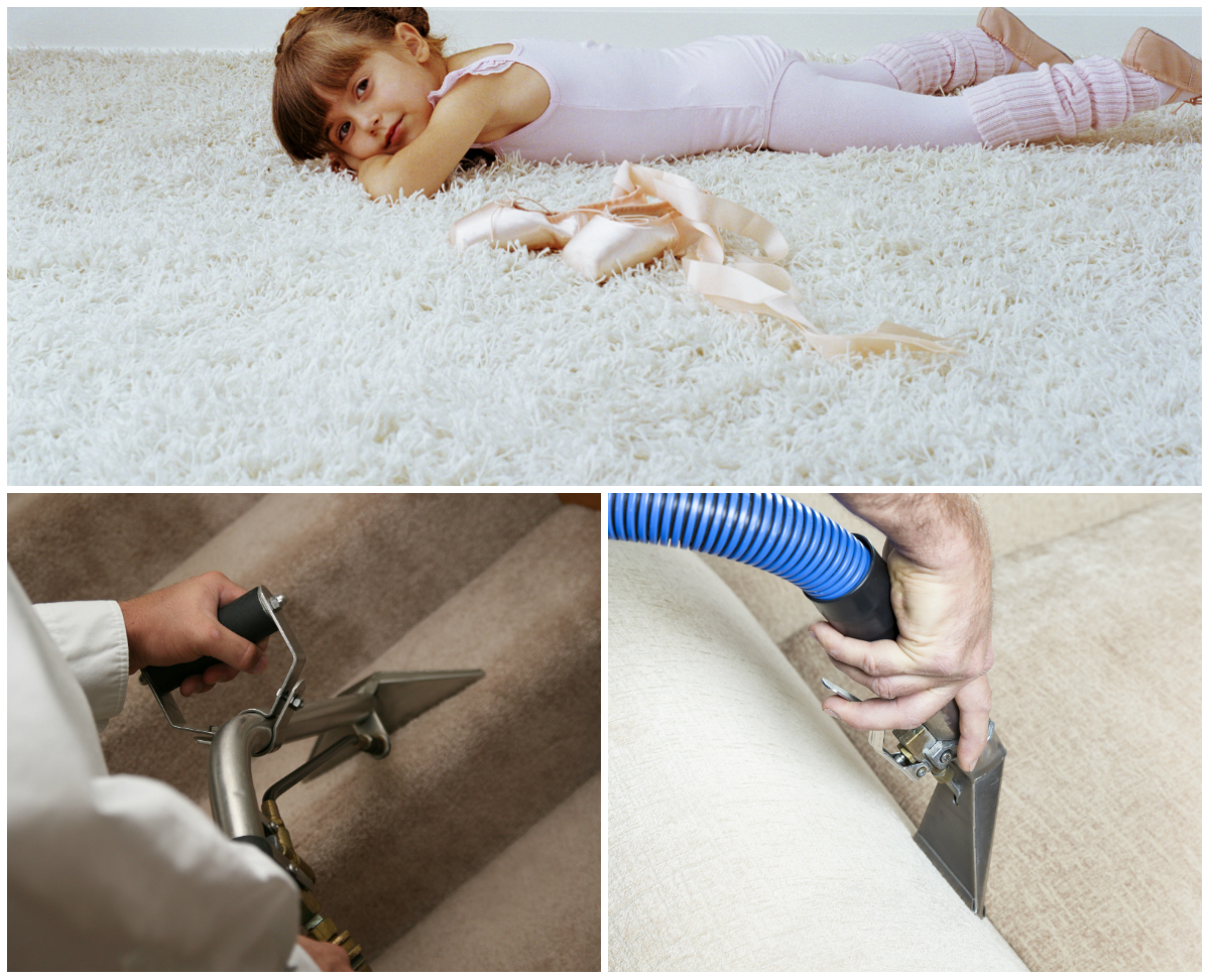 Carpet Cleaning Upholstery