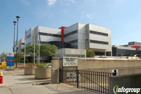 Detroit Receiving Hospital - University Health Center 4201