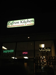 Front of Zafron...