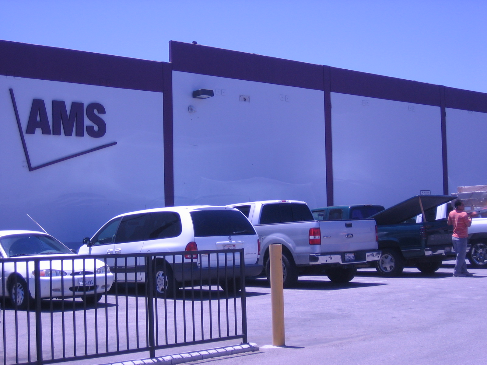 AMS - Acoustical Material Services 7945 Orion Ave, Van Nuys