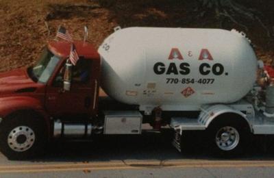 A & A GAS COMPANY - Carrollton, GA