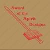 Sword of the Spirit Designs