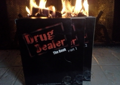CKKE Publishing - Charlotte, NC. Flaming Hot Drug Crime Novel Series!!!