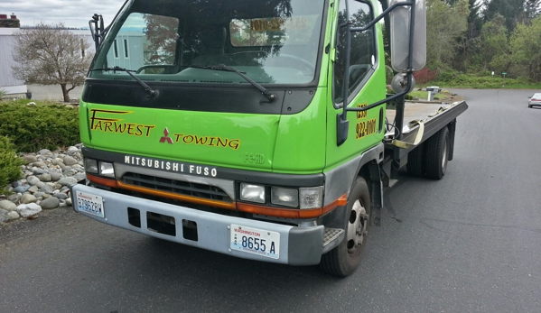 Farwest Towing - Milton, WA