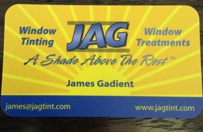 Jag Window Tinting & Window Treatments - Cocoa, FL