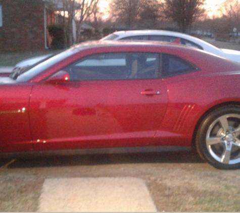 Carolina Auto Direct - Mooresville, NC. My Camaro