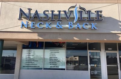 Nashville Neck And Back - Madison, TN