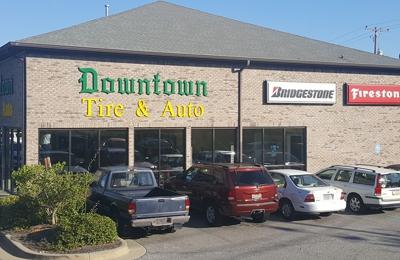 Downtown Tire & Auto - Opelika, AL