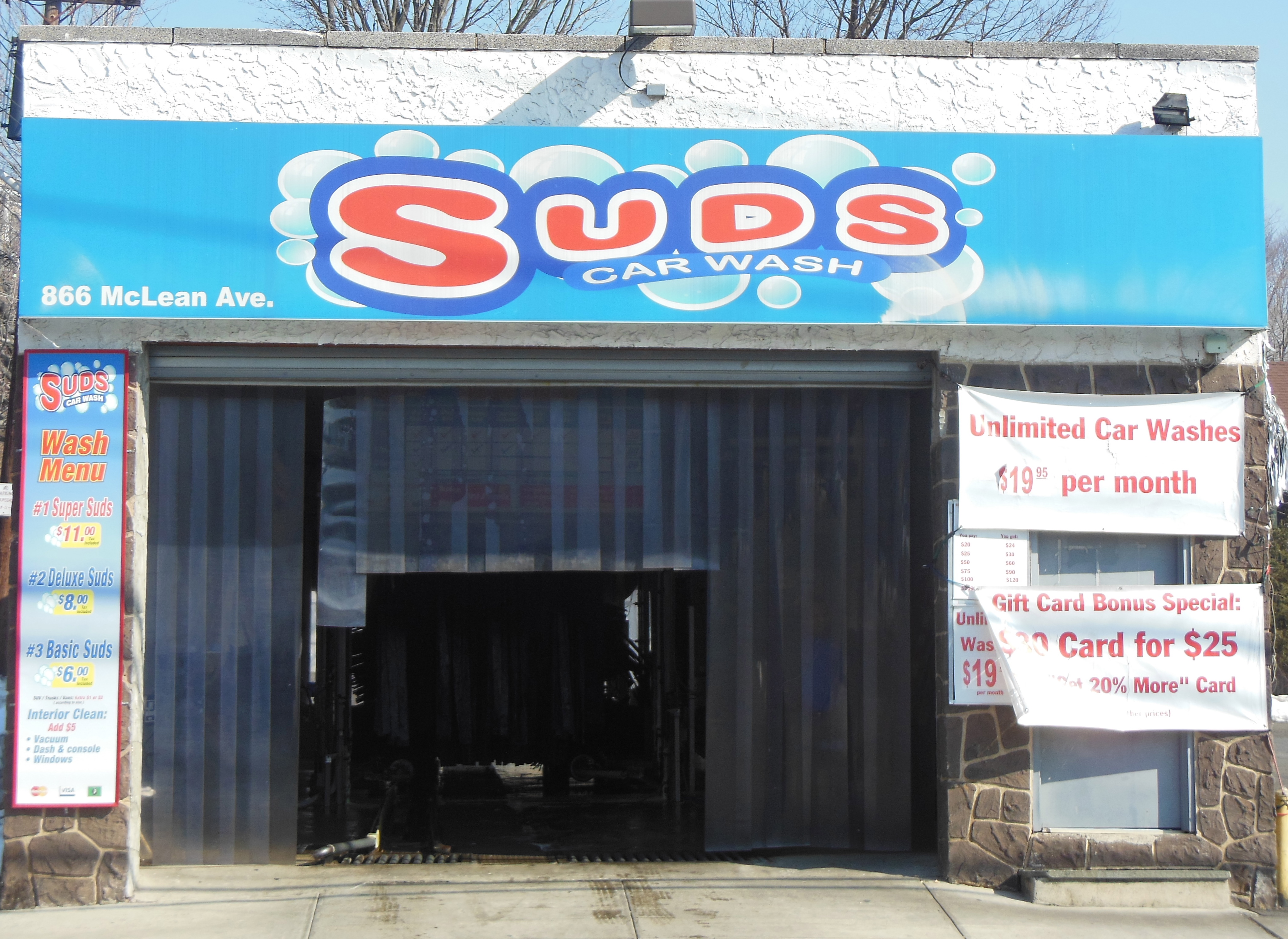 Suds car wash 866 mclean ave yonkers ny 10704 yp solutioingenieria Choice Image