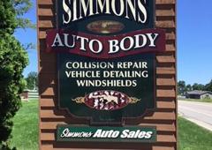 Simmons Auto Body - Edgerton, WI