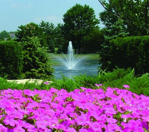 AQUA DOC Lake & Pond Management - Chardon, OH. 1HP Fountain