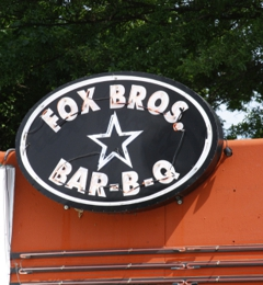 Fox Bros Bar-B-Q - Atlanta, GA