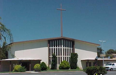 Second Baptist Church - Vallejo, CA