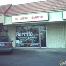El Steak Burrito