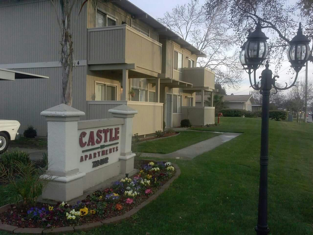 Castle Apartments
