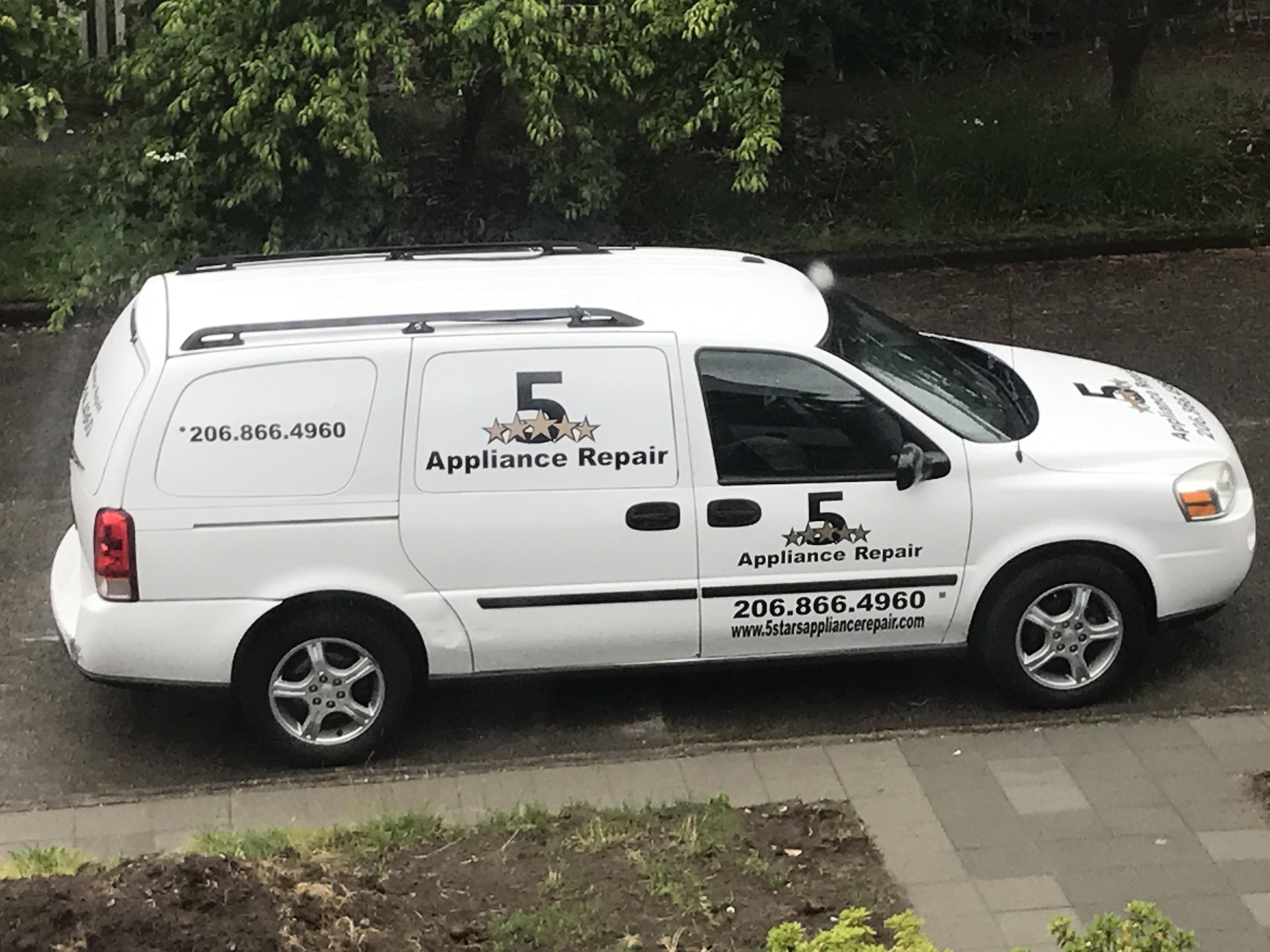 Ge Appliance Repair Kansas City 5 Stars Appliance Repair Auburn Wa 98002 Ypcom