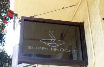 Suppenkuche - San Francisco, CA
