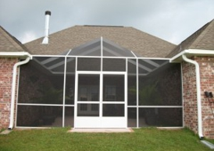 A Plus Patio and Screen LLC - Gulfport, MS