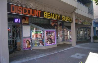 Discount Beauty Supply - San Francisco, CA