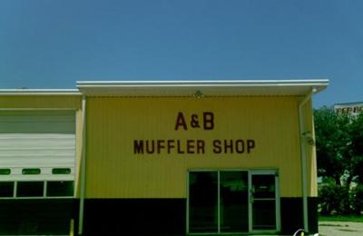A & B Muffler - Arlington, TX