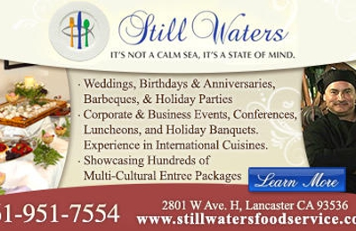 Still Waters Catering Company - Lancaster, CA