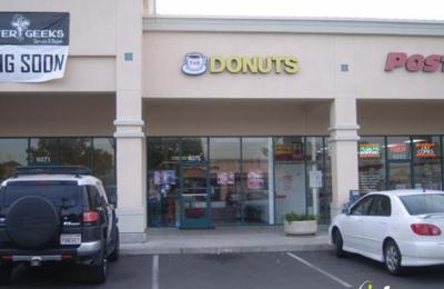 T & D Donuts - Fresno, CA